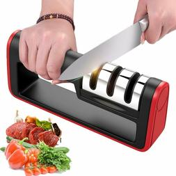 3 Stage Senzu Sharpener PriorityChef Knife Sharpen Free ship