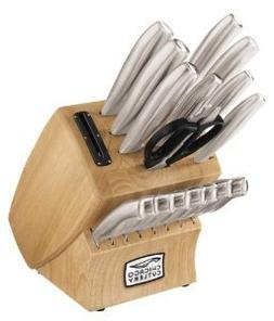 Premium Superior Quality Chicago Cutlery 18-Piece Insignia S