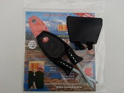 Black Color, Knife Sharpener,  Hunter Honer - Made In USA