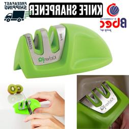 Edge Grip Two Stages Sharpening Manual Knife Sharpener Kitch
