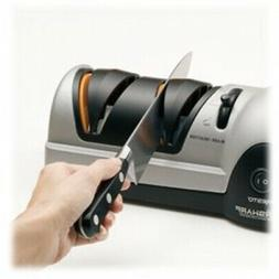 Electric Knife Sharpener Chef 2-Stage Professional Sharp Kni