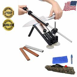 Knife Sharpener Tool Kitchen Grinder Sharpening System with
