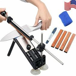 Knife Sharpener Professional Kitchen Sharpening Set System F