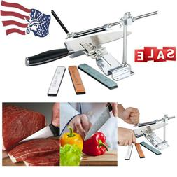 Knife Sharpener Professional Kitchen Sharpening System III F