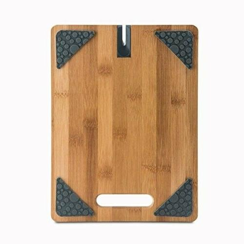 3 Chef's Cutting Board Set with Built-In New!