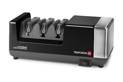 Wusthof 3-stage PEtec Electric Knife Sharpener