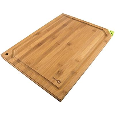 Zenware 3 Piece Triple-Ply Warp Resistant All Natural Bamboo