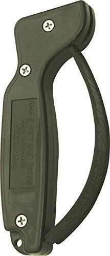 Accu Sharp 008 OD Green Knife Sharpener 3-Pack