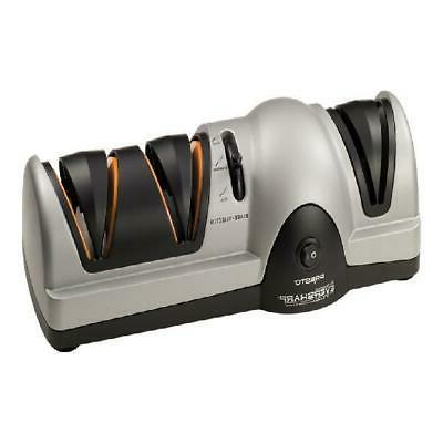 electric knife sharpener kitchen cooking hunting tool