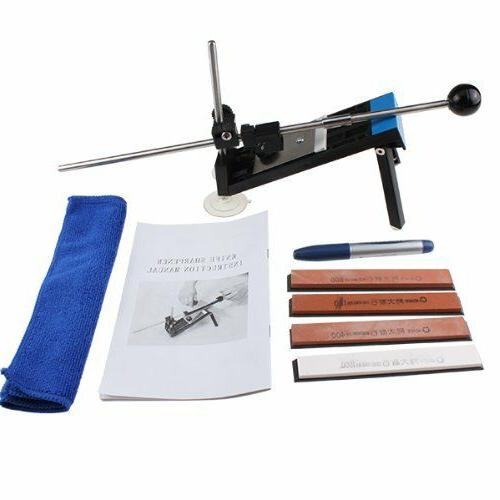professional kitchen knife sharpener system fix angle