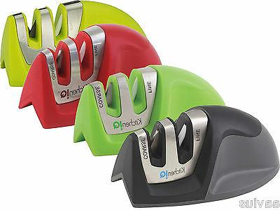 Small 2 Stage Fine/Coarse Sharpening Manual Safe Kitchen Cou