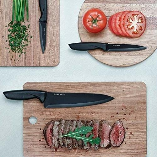 Stainles with Knives with 6 Steak