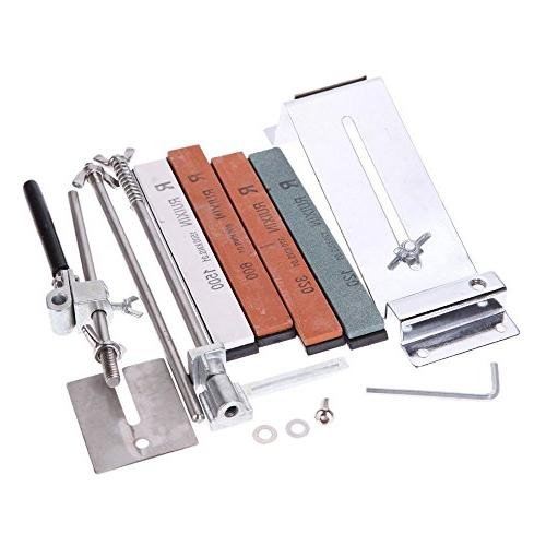 8milelake Upgraded Sharpener Kit Full Metal Stainless Steel Sharpening
