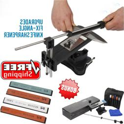 New Knife Sharpener Pro Kitchen Sharpening System Fix-angle