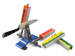 Wicked Edge USA Precision Knife Sharpener Sharpens and Hones
