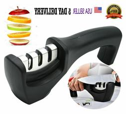 KNIFE SHARPENER PROFESSIONAL CHEF GRADE SYSTEM Tool Ceramic
