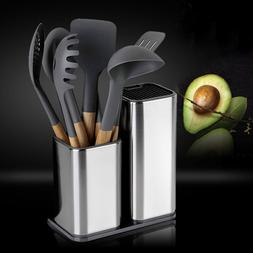 Stainless Steel <font><b>Knife</b></font> Holder Household <