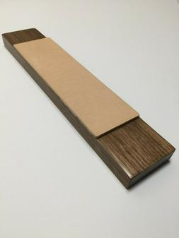 EXOTIC STROPS Stropping Board, Knife Sharpener, cutting boar