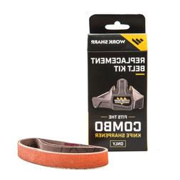 Work Sharp WSSA000CMB Combo Knife Sharpener Replacement Belt